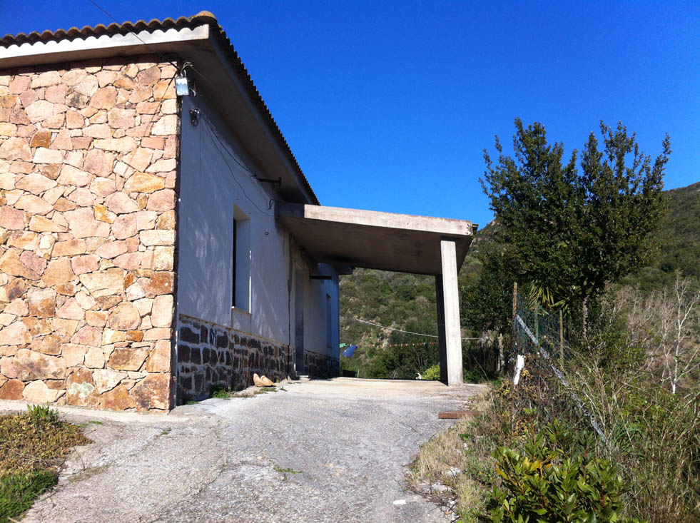 Bortigiadas, Tisiennari – Casa in campagna
