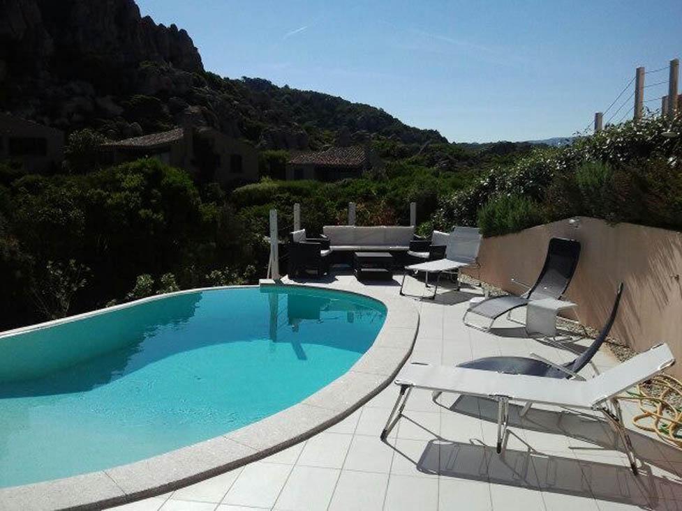 Costa Paradiso – Villa